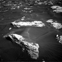 Nasa's Mars rover Curiosity acquired this image using its Right Navigation Camera on Sol 1739, at drive 1374, site number 64