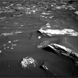 Nasa's Mars rover Curiosity acquired this image using its Right Navigation Camera on Sol 1739, at drive 1386, site number 64