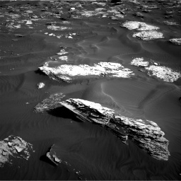 Nasa's Mars rover Curiosity acquired this image using its Right Navigation Camera on Sol 1739, at drive 1392, site number 64