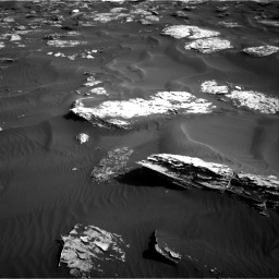Nasa's Mars rover Curiosity acquired this image using its Right Navigation Camera on Sol 1739, at drive 1404, site number 64