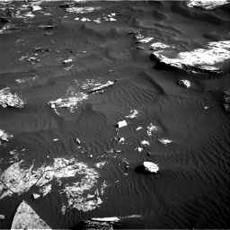 Nasa's Mars rover Curiosity acquired this image using its Right Navigation Camera on Sol 1739, at drive 1428, site number 64