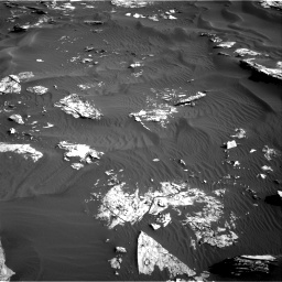 Nasa's Mars rover Curiosity acquired this image using its Right Navigation Camera on Sol 1739, at drive 1434, site number 64