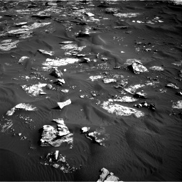 Nasa's Mars rover Curiosity acquired this image using its Right Navigation Camera on Sol 1739, at drive 1458, site number 64