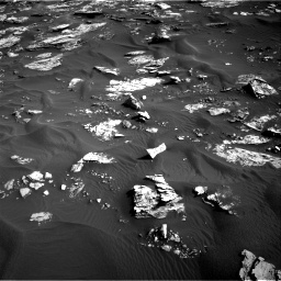 Nasa's Mars rover Curiosity acquired this image using its Right Navigation Camera on Sol 1739, at drive 1464, site number 64