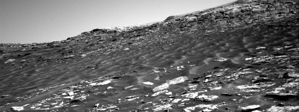 Nasa's Mars rover Curiosity acquired this image using its Right Navigation Camera on Sol 1739, at drive 1470, site number 64