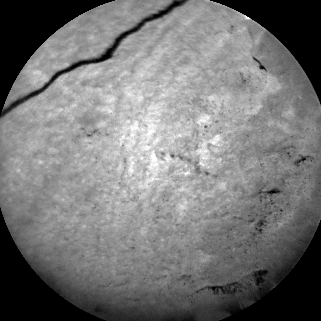 Nasa's Mars rover Curiosity acquired this image using its Chemistry & Camera (ChemCam) on Sol 1739, at drive 1194, site number 64