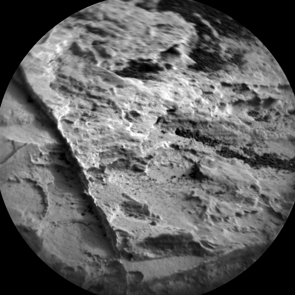 Nasa's Mars rover Curiosity acquired this image using its Chemistry & Camera (ChemCam) on Sol 1739, at drive 1470, site number 64