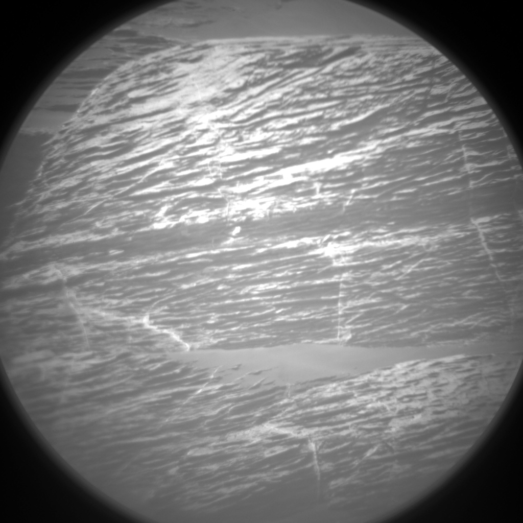 Nasa's Mars rover Curiosity acquired this image using its Chemistry & Camera (ChemCam) on Sol 1741, at drive 1470, site number 64