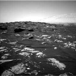 Nasa's Mars rover Curiosity acquired this image using its Left Navigation Camera on Sol 1741, at drive 1578, site number 64
