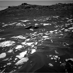 Nasa's Mars rover Curiosity acquired this image using its Right Navigation Camera on Sol 1741, at drive 1476, site number 64