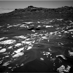 Nasa's Mars rover Curiosity acquired this image using its Right Navigation Camera on Sol 1741, at drive 1482, site number 64