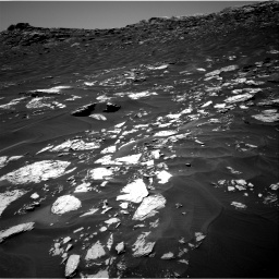Nasa's Mars rover Curiosity acquired this image using its Right Navigation Camera on Sol 1741, at drive 1506, site number 64