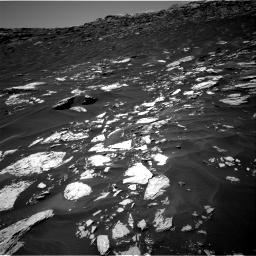 Nasa's Mars rover Curiosity acquired this image using its Right Navigation Camera on Sol 1741, at drive 1512, site number 64