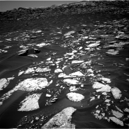 Nasa's Mars rover Curiosity acquired this image using its Right Navigation Camera on Sol 1741, at drive 1530, site number 64