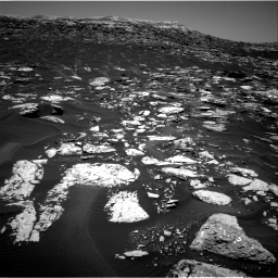 Nasa's Mars rover Curiosity acquired this image using its Right Navigation Camera on Sol 1741, at drive 1542, site number 64