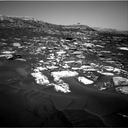 Nasa's Mars rover Curiosity acquired this image using its Right Navigation Camera on Sol 1741, at drive 1560, site number 64