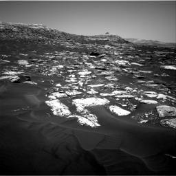 Nasa's Mars rover Curiosity acquired this image using its Right Navigation Camera on Sol 1741, at drive 1566, site number 64
