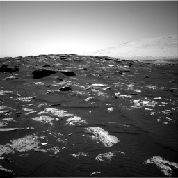 Nasa's Mars rover Curiosity acquired this image using its Right Navigation Camera on Sol 1741, at drive 1572, site number 64