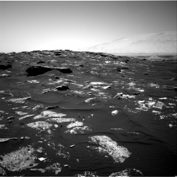 Nasa's Mars rover Curiosity acquired this image using its Right Navigation Camera on Sol 1741, at drive 1578, site number 64
