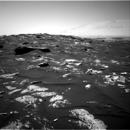 Nasa's Mars rover Curiosity acquired this image using its Right Navigation Camera on Sol 1741, at drive 1584, site number 64