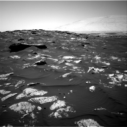 Nasa's Mars rover Curiosity acquired this image using its Right Navigation Camera on Sol 1741, at drive 1596, site number 64