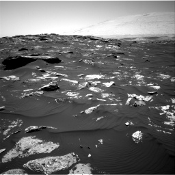 Nasa's Mars rover Curiosity acquired this image using its Right Navigation Camera on Sol 1741, at drive 1614, site number 64