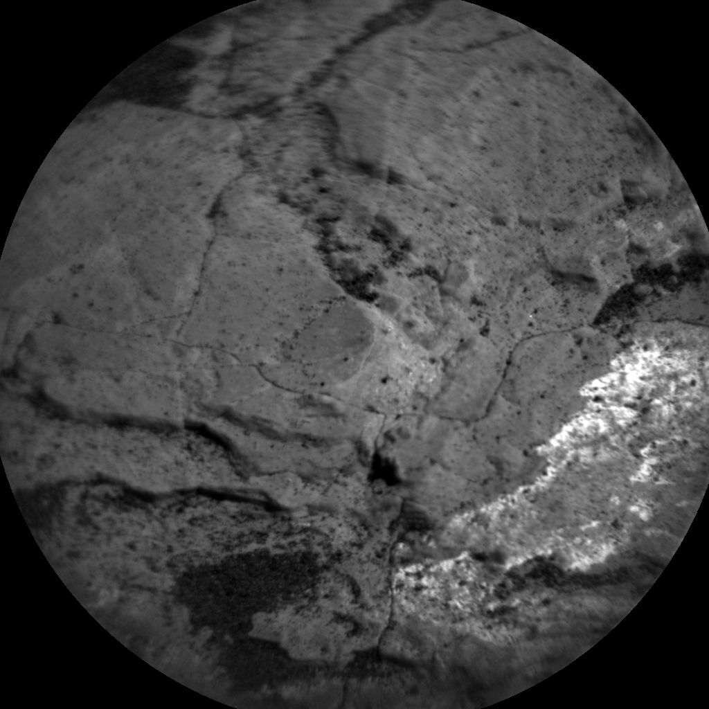 Nasa's Mars rover Curiosity acquired this image using its Chemistry & Camera (ChemCam) on Sol 1741, at drive 1626, site number 64