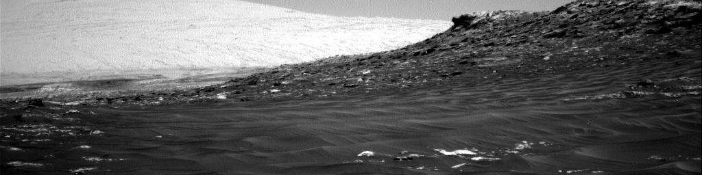Nasa's Mars rover Curiosity acquired this image using its Right Navigation Camera on Sol 1743, at drive 1626, site number 64