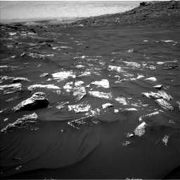 Nasa's Mars rover Curiosity acquired this image using its Left Navigation Camera on Sol 1746, at drive 1668, site number 64