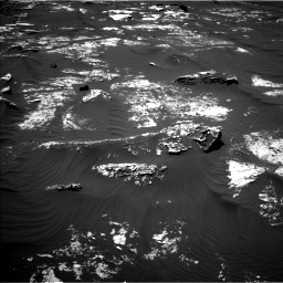 Nasa's Mars rover Curiosity acquired this image using its Left Navigation Camera on Sol 1746, at drive 1752, site number 64