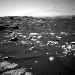 Nasa's Mars rover Curiosity acquired this image using its Right Navigation Camera on Sol 1746, at drive 1632, site number 64