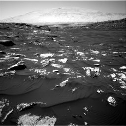 Nasa's Mars rover Curiosity acquired this image using its Right Navigation Camera on Sol 1746, at drive 1650, site number 64
