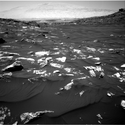 Nasa's Mars rover Curiosity acquired this image using its Right Navigation Camera on Sol 1746, at drive 1656, site number 64
