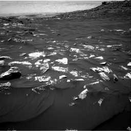 NASA's Mars rover Curiosity acquired this image using its Right Navigation Cameras (Navcams) on Sol 1746