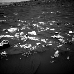 Nasa's Mars rover Curiosity acquired this image using its Right Navigation Camera on Sol 1746, at drive 1674, site number 64