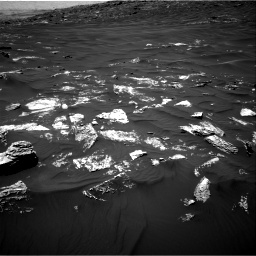 Nasa's Mars rover Curiosity acquired this image using its Right Navigation Camera on Sol 1746, at drive 1680, site number 64