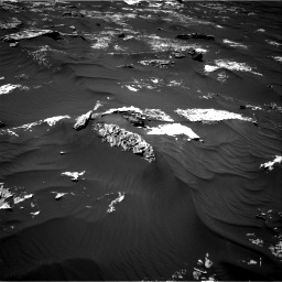 Nasa's Mars rover Curiosity acquired this image using its Right Navigation Camera on Sol 1746, at drive 1722, site number 64
