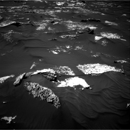 Nasa's Mars rover Curiosity acquired this image using its Right Navigation Camera on Sol 1746, at drive 1728, site number 64