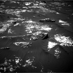 Nasa's Mars rover Curiosity acquired this image using its Right Navigation Camera on Sol 1746, at drive 1752, site number 64