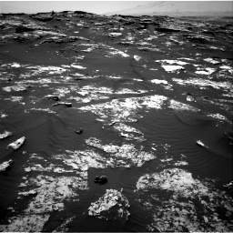 Nasa's Mars rover Curiosity acquired this image using its Right Navigation Camera on Sol 1746, at drive 1782, site number 64