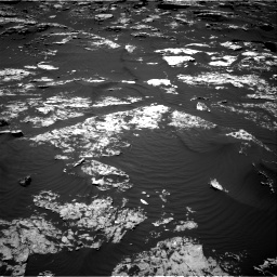 Nasa's Mars rover Curiosity acquired this image using its Right Navigation Camera on Sol 1746, at drive 1794, site number 64