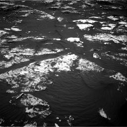 Nasa's Mars rover Curiosity acquired this image using its Right Navigation Camera on Sol 1746, at drive 1800, site number 64