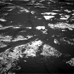 Nasa's Mars rover Curiosity acquired this image using its Right Navigation Camera on Sol 1746, at drive 1806, site number 64