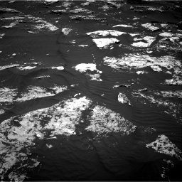 Nasa's Mars rover Curiosity acquired this image using its Right Navigation Camera on Sol 1746, at drive 1812, site number 64