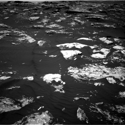 Nasa's Mars rover Curiosity acquired this image using its Right Navigation Camera on Sol 1746, at drive 1824, site number 64