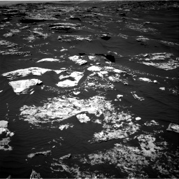 Nasa's Mars rover Curiosity acquired this image using its Right Navigation Camera on Sol 1746, at drive 1836, site number 64