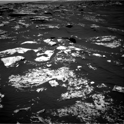 Nasa's Mars rover Curiosity acquired this image using its Right Navigation Camera on Sol 1746, at drive 1848, site number 64