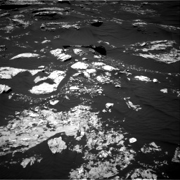 Nasa's Mars rover Curiosity acquired this image using its Right Navigation Camera on Sol 1746, at drive 1854, site number 64