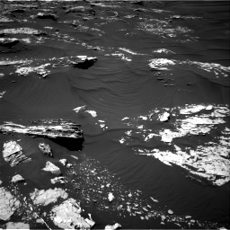 Nasa's Mars rover Curiosity acquired this image using its Right Navigation Camera on Sol 1746, at drive 1878, site number 64