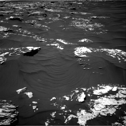 Nasa's Mars rover Curiosity acquired this image using its Right Navigation Camera on Sol 1746, at drive 1884, site number 64